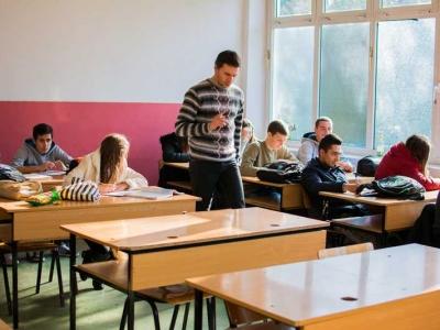 """Predavanje vo SOSU """"Sv. Kiril i Metodij"""""""